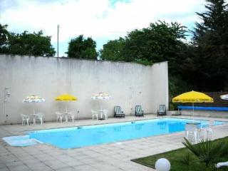 2-bedroom Loire Valley flat with pool - Chisseaux vacation rentals