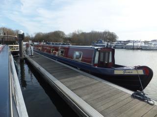 Boat Gema - A beautiful narrowboat on Thames - Henley-on-Thames vacation rentals