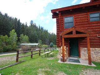 101 River Cabin - In Town, On the River, Ski In/ Ski Out, Full Kitchen, Fireplace-Wood - Red River vacation rentals