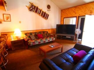 Aspen West Townhouse #3A - On Main Street, WiFi, Satellite TV, Washer/Dryer - New Mexico vacation rentals