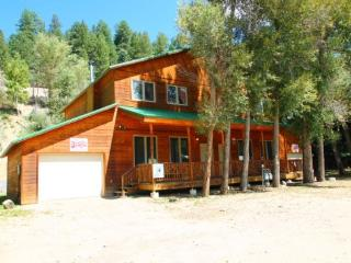 Cottonwood #1 Duplex - WiFi, Satellite TV, King Bed, Washer/Dryer, Garage, Pets Considered - Red River vacation rentals