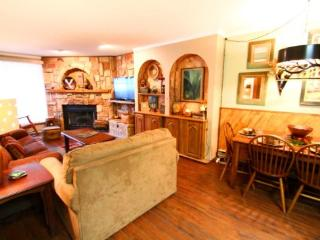 Flagg Mountain Townhouse #9 - In Town, King Beds, WiFi, Washer/Dryer - Red River vacation rentals