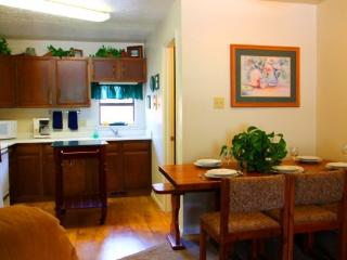 Mountainview Townhouse #3 - In Town, Near Park, WiFi, Garage, Washer/Dryer - Red River vacation rentals