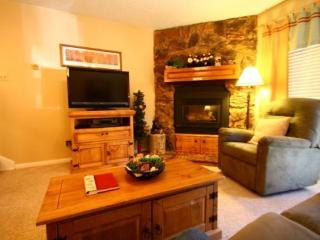 Valley Condos #111 - WiFi, Washer/Dryer, Community Hot Tubs, Playground, Creek - New Mexico vacation rentals
