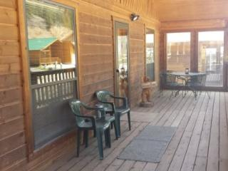 Hattie`s Place - Single-level Home in Tenderfoot, Large Covered Porch, Satellite TV, Washer/Dryer - New Mexico vacation rentals