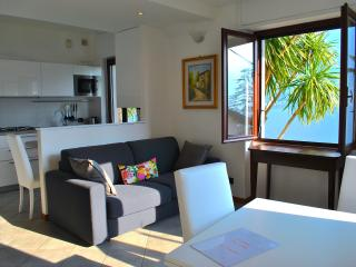 Palm Bay Garden - apartment front lake with parking space - Sala Comacina vacation rentals