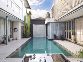 Avrora modern 3BR+1 villa near ocean - Seminyak vacation rentals