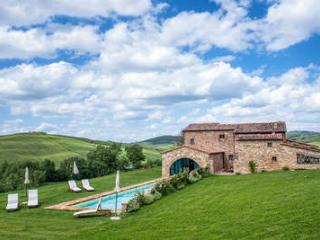 villa CASALE PIENZA, Siena-Cortona area,14  guests - Monticchiello vacation rentals