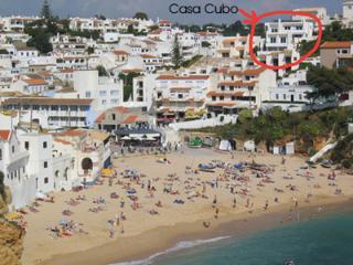 No 4 Casa Cubo Carvoeiro Apartment on the Top Praia do Carvoeiro - Carvoeiro vacation rentals