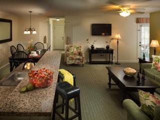 On green, indoor/outdoor pool, screened porch - Murrells Inlet vacation rentals