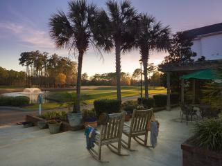 On green, indoor/outdoor pool, screened porch - Murrells Inlet vacation rentals