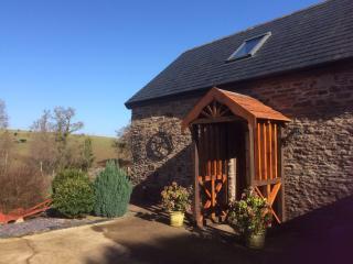 Cedar cottage at Pentre farm Usk country cottages - Usk vacation rentals