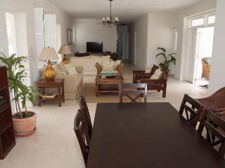 Bright & Breezy Villa Across From Gibb's Beach - Gibbes vacation rentals