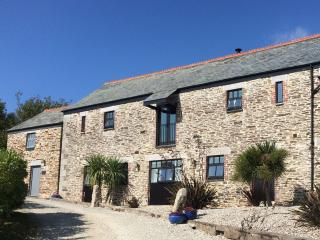Hob Nob - A Fabulous Barn with countryside views - Pelynt vacation rentals