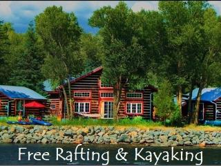 Free Rafting at Riverside Meadows Cabins on th - South Fork vacation rentals