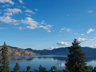 Spectacular Lake and Mountain view Suite - Peachland vacation rentals
