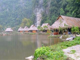 Hoa Lu Shack - Bamboo Bungalow - Ninh Binh vacation rentals
