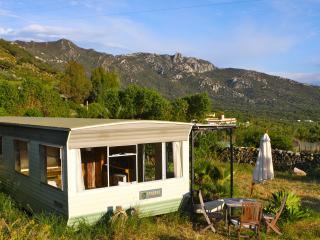 Cozy Trailer with view to Morocco - Facinas vacation rentals
