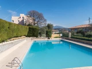 Panoramic View pool and tennis - Grasse vacation rentals