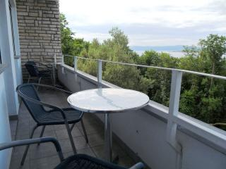 Relaxi 5 for 3-6 with air conditioning, Wi-Fi- and parking - Dramalj vacation rentals