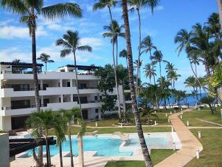 Beachfront condo with Jacuzzi - Las Terrenas vacation rentals
