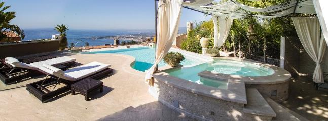 Luxury Villa in the heart of Taormina - Image 1 - Taormina - rentals