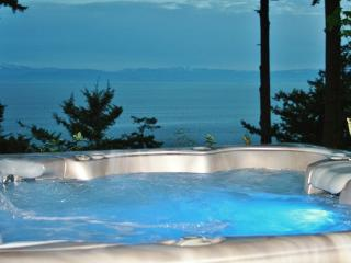 Ocean View Terrace Suite Sunshine Coast BC - Halfmoon Bay vacation rentals