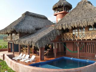 Rio Nexpa, Luxury beach castle on world-class surf - Michoacan vacation rentals