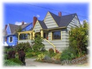 Charming 1930's Ballard Craftsman - Seattle vacation rentals