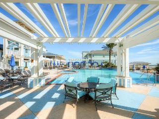 Luxury beach side cottage in Pointe West Resort - Galveston vacation rentals