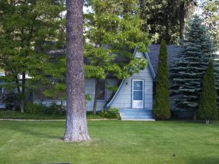 Tamarack House - 3 bedrooms, one bath, patio with BBQ, nestled among our RV Park - Coeur d'Alene vacation rentals