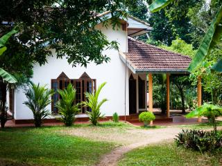 Cozy 2 bedroom house in jungle, close to beach - Hikkaduwa vacation rentals