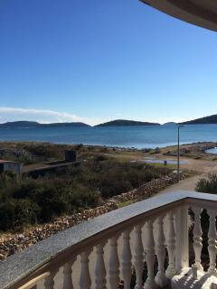 Sea frontage apartment with stunning views - Srima vacation rentals