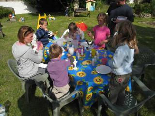 Clairette Cottage La Vendange Family Gites - Gibourne vacation rentals