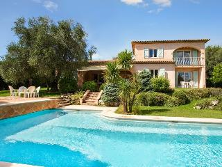 Nice 6 bedroom Villa in Alpes Maritimes with Internet Access - Alpes Maritimes vacation rentals