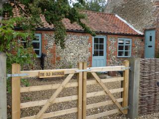 The Old Bakehouse, Stiffkey, Norfolk - Stiffkey vacation rentals