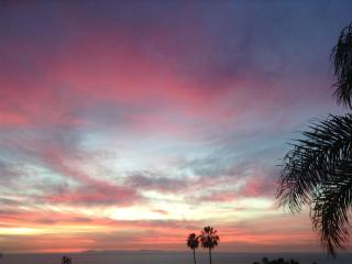 Beautiful Catalina Sunsets - Laguna Beach vacation rentals