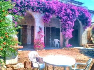 maison fleurie  a santagiulia ,corsica - Santa Giulia vacation rentals