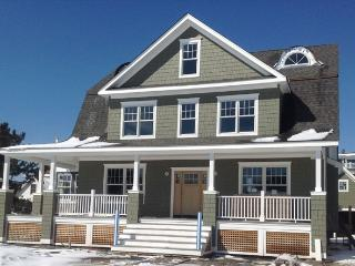 Brand New Home 5 Bdrm 4 Bath One Block to Beach 123530 - Cape May vacation rentals