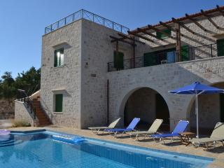 Charming Villa with Internet Access and A/C - Douliana vacation rentals