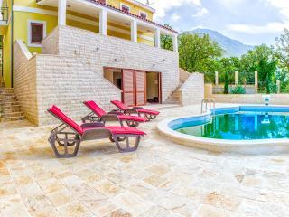 Sunbreeze Deluxe Adriatic Villa Jacuzzi&Sauna&Pool - Montenegro vacation rentals