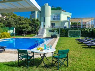 Stunning Villa for private Escape/Ocean near by - Galatas vacation rentals