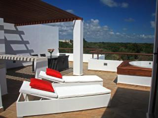 QI PH6 - Penthouse TAO Inspired on Golf Course - Akumal vacation rentals