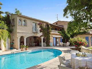 Beautiful Villa with Internet Access and Private Outdoor Pool - Auribeau-sur-Siagne vacation rentals