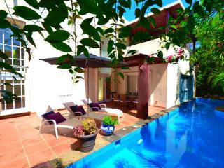 Casa Loma only few steps to the white sand Beach - Playa del Carmen vacation rentals