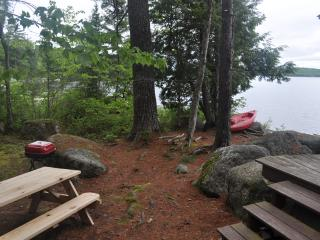 Nice Cottage with Deck and DVD Player - Eastbrook vacation rentals