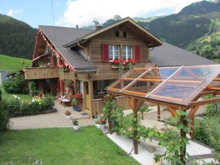 2 bedroom Apartment with Deck in Grindelwald - Grindelwald vacation rentals