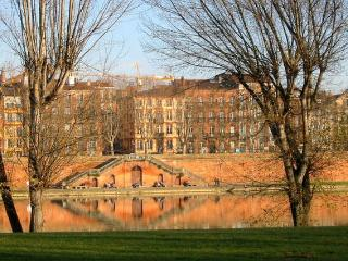 Large flat 538.20 sqft² Toulouse top center - Toulouse vacation rentals