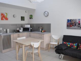 Le Saint Hippolyte -Studio avec mezzanine - 2 pers - Cremieu vacation rentals