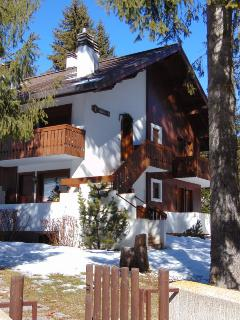 Nice Condo with Dishwasher and Fireplace - Asiago vacation rentals